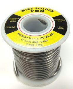1 lb spool 50 50 solder