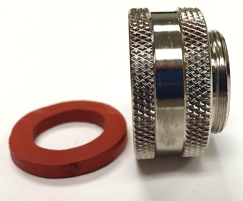 3 4 Female Garden Hose Thread X 15 16 Male Thread Adapter Crest Good