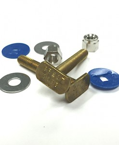 Crest Good Brand Heavy Duty Floor Bolt Kit-BT104