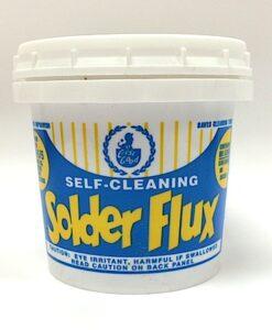 Self Cleaning Solder Flux