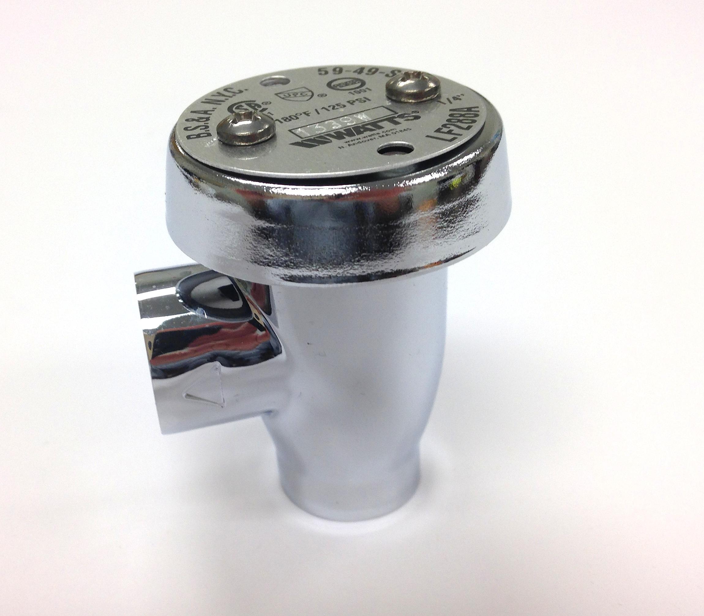 Watts anti siphon vacuum breaker a c quot