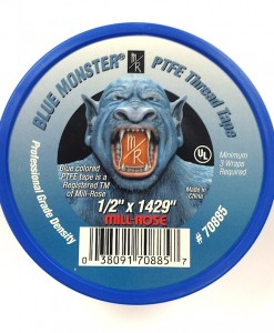 "Blue Monster ½"" X 1429"" PTFE Tape #70885"
