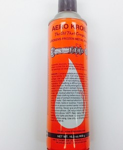 Chemicals-and-Misc-Sub-Silicon-Sprays-and-Pen-Oil-Kano-Laboratories-Aero Kroil-#12-IS-16.5-oz-Crest-Good-Cat-No-491-002