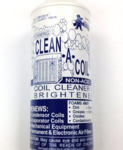 Utility 'Clean A Coil' Coil Cleaner #10-6510 1 Quart/Case Qty. 12