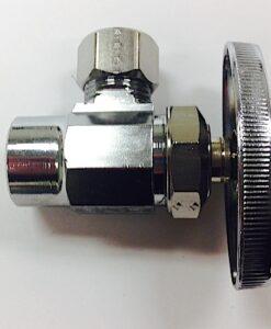 Brasscraft R19X C Sweat Angle Stop/Cat. No. 892C005