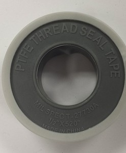 "Crestline ½"" X 520' High Density PTFE Thread Seal Tape Cat. No. 654T012"