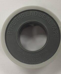 "Crestline ½"" X 520' High Density PTFE Thread Seal Tape Cat. No. 654T012"