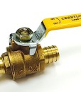 "3/4"" Pex Standard Port Lead Free Ball Valve"