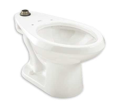 American Standard Madera 2234.001.020 1.1-1.6 Flushometer Toilet Cat. No. 9AS6234