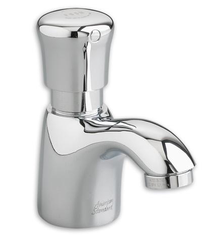 American Standard 1340.105.002 Pillar Tap Metering Faucet 1.0 GPM Cat. No. 9AS7340