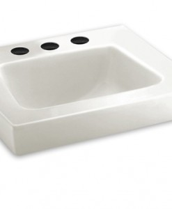 "American Standard 0194.076.020 Roxalyn 8"" Wall-Hung Sink Cat. No. 9AS0194"
