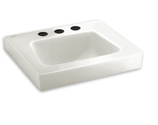 American Standard 0195.073.020 Roxalyn Wall-Hung Sink Cat. No. 9AS0195