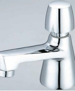 Central Brass 0355-AN2C Single Handle ColdSlow-Close Basin Faucet Cat. No. 949I200