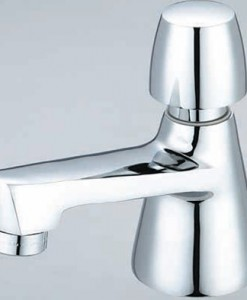 Central Brass 0355-AN2P Single Handle Slow-Close Basin Faucet Cat. No. 949I202