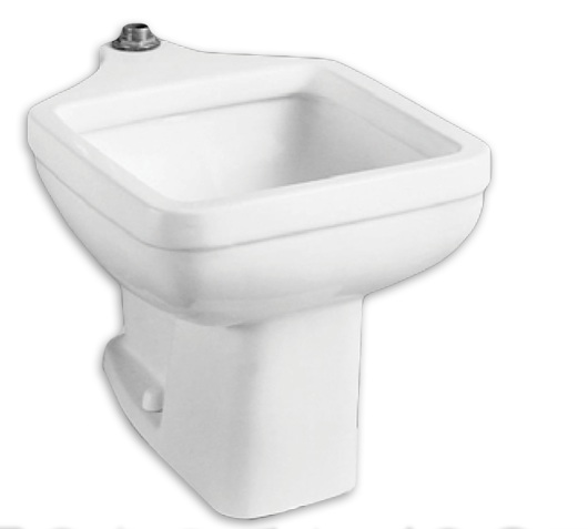 American Standard Floor Mounted Clinic Service Sink 9504
