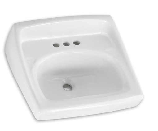 American Standard Lucerne Sink 0355 012 020 Cat No 9as6355