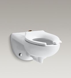 Kohler Kingston Wall Hung Toilet Bowl Cat. No. 9KO4330