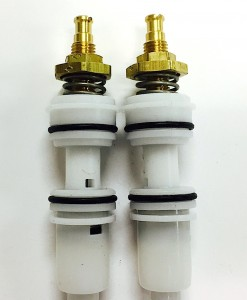 Crest/Good Gold-Pak For Delta Metering Faucets Cat. No. DE32TG