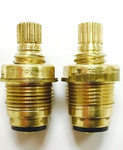 Crest/Good Gold-Pak for Central Brass Lavatory Faucet Cat. No. CB16TG