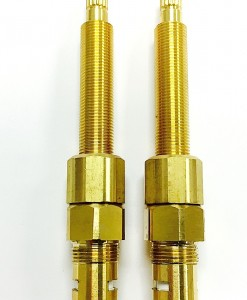 Crest/Good Gold-Pak for Central Brass Shower Valve Cat. No. CB36TG