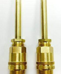 Crest/Good Gold-Pak for Gerber Shower Fixtures Cat. No. GB30TG