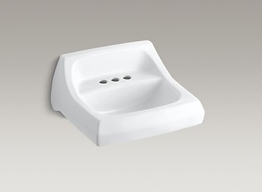 Kohler Kingston K-2005-0 Sink 4