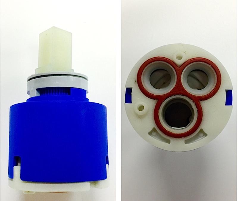 Chicago Faucet Ceramic Volume Control 2300-XJKABNF Cat. No. CF2300G
