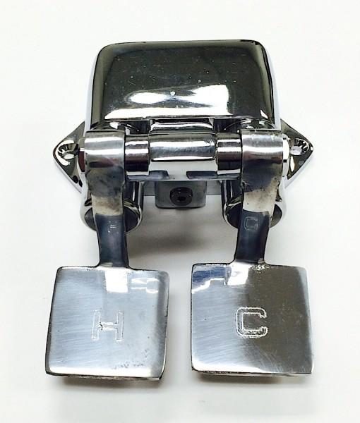 Chicago Faucet #625-ABCP Short Pedal Valve Cat. No. 9CF7625
