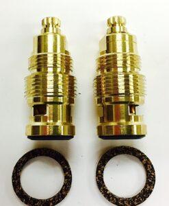 Crest/Good Gold-Pak for Ceramic Crane Dial-Ese Stems Cat. No. CR61ATG