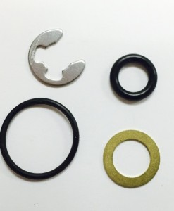 Crest/Good Gold-Pak Repair Kit for Kitchen Waste Handles Cat. No. FR06