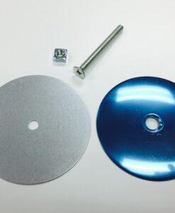 Crest/Good Large Diameter Faucet Hole Cover Cat. No. 701C003