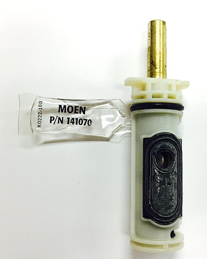 Moen 1222 Posi Temp Cartridge Cat No 946m096