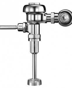 Sloan Regal 186 XL 1.5 GPF Urinal Flushometer Cat. No. 921S924