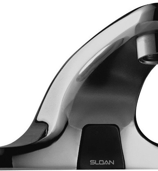 Sloan EBF650 Battery Operated Faucet Cat. No. 9RS1700