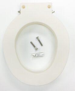"Bemis 4LR 4"" Toilet Seat Lift Cat. No. 856P036"