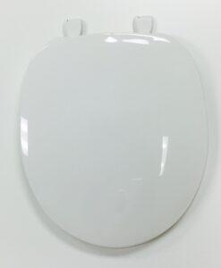 Centoco #200 White Round Toilet Seat Cat. No. 856P041