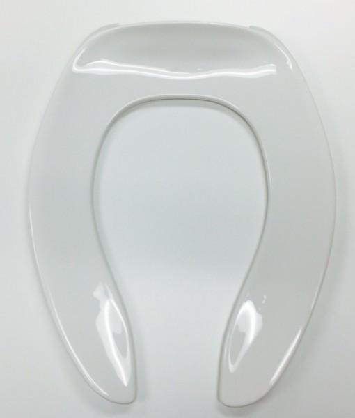 Centoco #500CC White Toilet Seat Cat. No. 856P042