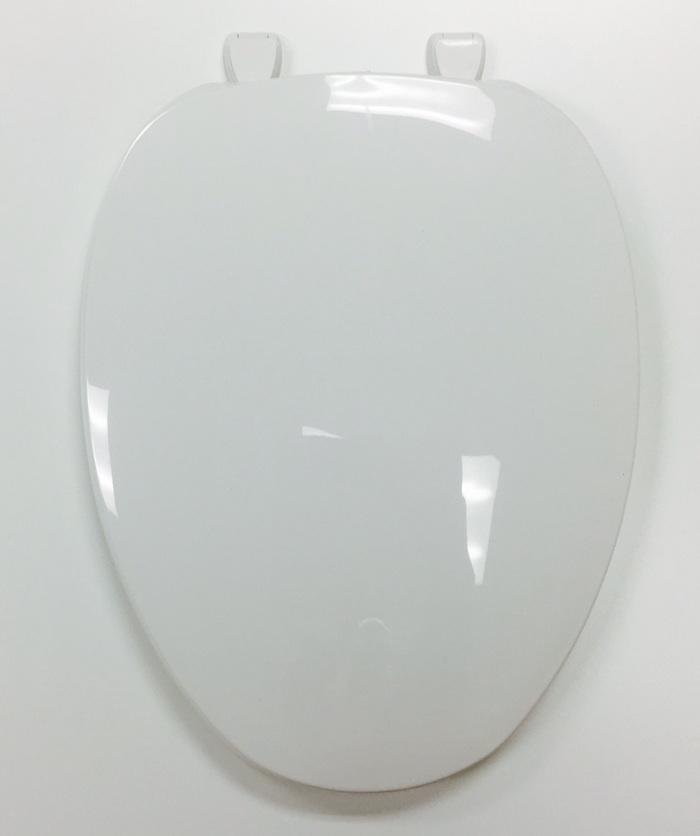 Centoco 600 White Elong Toilet Seat Cat No 856p045
