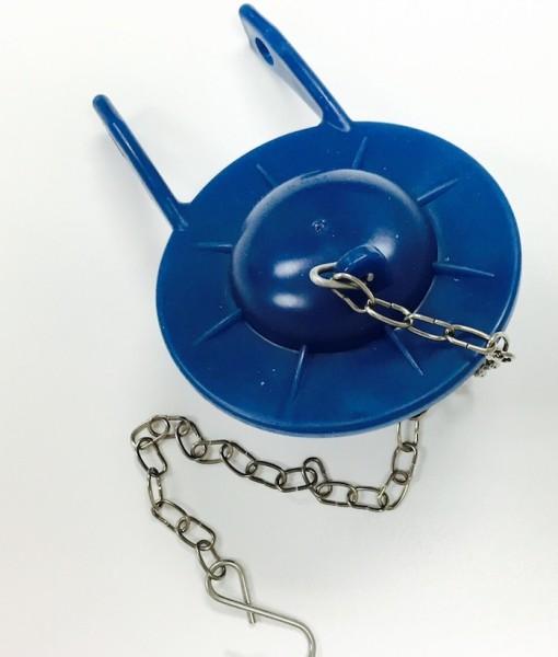 Crest/Good Blue Lou PVC Vinyl Flapper Cat. No. 289V110