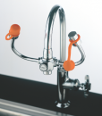 Guardian G1101 'EyeSafe-X' Faucet Mounted Eyewash Cat. No. 9GU1101