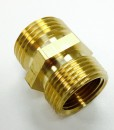 3/4 Male Hose X 3/4 Male IPS Brass Adapter Cat. No. 765B002