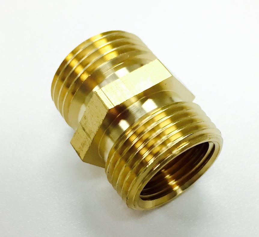 3/4 Male Hose X 3/4 Male IPS Brass Adapter Cat  No  765B002