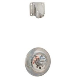Bradley HSR10 Lig Res Wall Shower