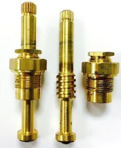 Crest Good Gold Pak For Chicago Faucet Short Quaturn Stems