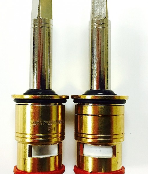 Crest/Good Gold-Pak for Zurn Long Ceramic Cartridges Cat. No. ZR12TG