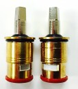 Crest/Good Gold-Pak for Zurn Short Ceramic Cartridges Cat. No. ZR11TG
